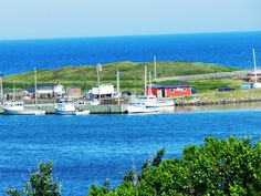 Inverness, Nova Scotia,  Canada. This is my hometown, but still one of the beautiful places in my world :)