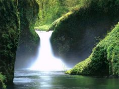 Waterfalls - so beautiful and peaceful