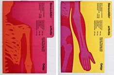 Fred Troller, packaging for Geigy, 1960s