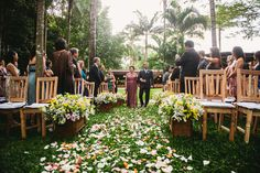 Casamento rústico chic: Elisa + Leonardo - Berries and Love