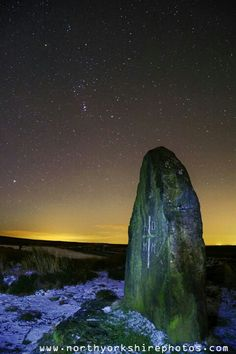 Millennium Starlight-North Yorkshire Landscape Photography.