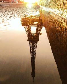 soul-of-an-angel: Paris France (Europe) Reflection Paris France, France Europe, Tour Eiffel, Image Paris, France Eiffel Tower, Paris Wallpaper, Paris Images, Reflection Photography, I Love Paris