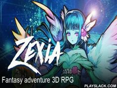 Zexia: Fantasy Adventure 3D RPG  Android Game - playslack.com , assist a youthful woman rescue the world from undeads and other monsters. lead the character through aggravated combats and do risky quests. The character of this game for Android has a special quality to use supernatural gagdet and teleport to disparate environments of the world. assist the woman learn unknowns of her point. voyage the beautiful areas of the fantasy world and combat alarming monsters. Use magnificent combat…