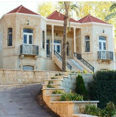 In love with Lebanese houses