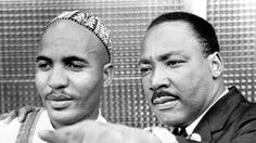 James Bevel and Rev. Martin Luther King Jr.