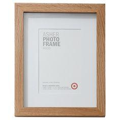 TARGET $9 Asher Wooden Photo Frame - 10 x 15cm