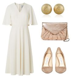 """клас мяг"" by natalinabloom on Polyvore featuring мода, Jimmy Choo и Urban Expressions"