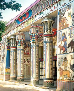 Chapter 9 - Exoticism - Elephant Pavilion, Antwerp Zoo