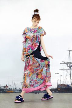 Designer crush: Tsumori Chisato.