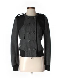Bcbgmaxazria Wool Coat - 74% off only on thredUP