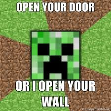 Love me some Minecraft.
