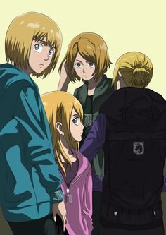 christa armin annie - photo #32