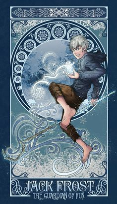 JACK FROST - The Guardian of Fun