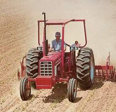 1544 best only red tractors images on pinterest international ih 674 freerunsca Images