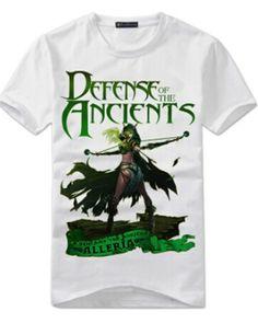 Cool DOTA 2 hero Windranger t shirt for teens XXXL short sleeve tee- Dota 2 T Shirt, Dota2 Heroes, Shirts For Teens, Tee Shirts, Tees, Short Sleeve Tee, Shorts, Cool Stuff, Mens Tops