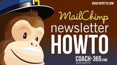 Newsletter MailChimp: Cómo hacer un newsletter con lo mejor de la táctica aplicando la técnica del eMailMarketing   Diego Repetto