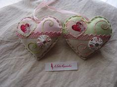 Corações de Batizado <3 BY A Fada Rosarinho https://www.facebook.com/pages/A-Fada-Rosarinho/156591247695850