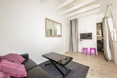 Cozy small Paris studio at Rue Brochant in the 17th arrondissement next to Avenue de Clichy. This light furnished apartment is a good option...