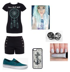 """""""Untitled #405"""" by cuddles2199 ❤ liked on Polyvore featuring Chloé, Vans and CellPowerCases"""