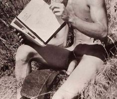 Nude Male Reading a Journal Outdoors Vintage Photo 1960s Print | Etsy Marines Boot Camp, Old Images, America And Canada, Print Format, Wall Prints, Vintage Photos, 1960s, Naked, Gay