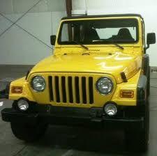 2002 Jeep Wrangler tj Sport 2002 Jeep Wrangler, Goals, Sport, Random, Car, Deporte, Automobile, Sports, Autos