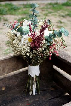 58 Ideas flowers boquette wedding rustic shabby chic for 2019 Boquette Wedding, Wedding Place Cards, Rustic Wedding, Wedding Flowers, Fabric Bouquet, Rustic Shabby Chic, Purple Roses, Calla Lily, Amazing Flowers