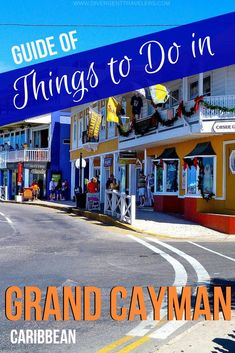 The ultimate list of the best things to do in Grand Cayman. Top attractions, beaches, places to stay, travel tips and recommendations. Cruise Port, Cruise Tips, Cruise Excursions, Grand Cayman Island, Cayman Islands, Places To Travel, Travel Destinations, Travel Tips, Travel Guides