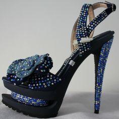 Theses are like Double vishion| ... Women High Heels - China Lady Dress Shoes, Fashion High Heels Shoes
