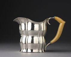 Cream pitcher  1903   Josef Hoffmann (1870–1956)
