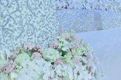 #inspiringwedding #flowers #reception #interior