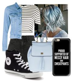 """""""Untitled #136"""" by girlybunny on Polyvore featuring Alexander Wang, Acne Studios, Converse, Dolce&Gabbana and Casetify"""
