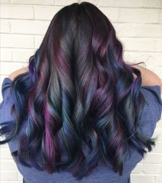 Nice 50 Best Hair Color Trends Inspirations Ideas for Winter 2017. More at http://aksahinjewelry.com/2017/11/11/50-best-hair-color-trends-inspirations-ideas-winter-2017/