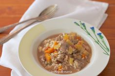 Arroz con higaditos de pollo en Cookeo | La cocina perfecta