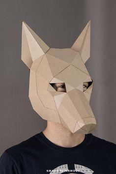 Paper Mask ideas #dogmask #maskforwomen #maskformen #diymask #animalmask #animalcostume #maskdesign #halloweenmask #cardboardmask #maskpattern #diyhalloweenmask #papercraftmask #3dmask #paperfacemask #printablepapermasks #3danimalmask #papermaskdesign #papercraftpatterns #diypapermask #uniquemasks #uniquehalloweencostumes #coolhalloweencostumes #animalcostumes #scarymasks #carnival