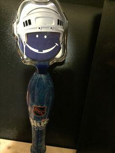 Labatt's  Blue Hockey helmet