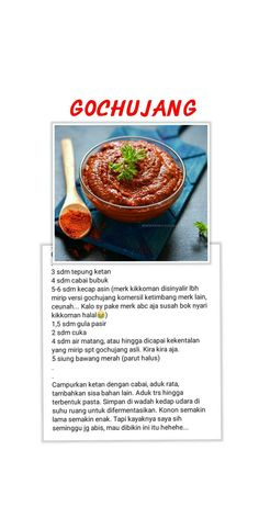 Asian Cooking, Cooking Time, Cooking Recipes, Indonesian Cuisine, Cooking Ingredients, Korean Food, Creative Food, Diy Food, Food To Make