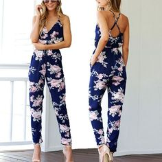 38 Stylish Jumpsuit For Women You Will Want To Try Awesome 38 Stylish Jumpsuit For Women You Will Want To Try - Jumpsuits and Romper Jumper Outfit Jumpsuits, Jumpsuit Casual, Jumpsuit Outfit, Summer Jumpsuit, Summer Romper, Floral Jumpsuit, Printed Jumpsuit, Floral Romper, Summer Outfits