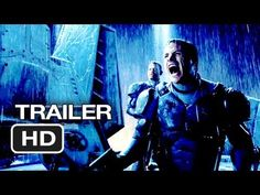 If your Tuesday could use a little more robot, check out this 3rd Domestic Trailer for #PacificRim! #RobotTuesday