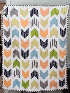 Arrow Quilt, Cluck Cluck Sew, Doll Quilt, Flying Geese, Pow Wow, Fat Quarters, Paper Piecing, Baby Quilts, Quilt Blocks