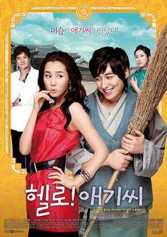 Hello Miss - 2007 Korean drama  Pretty cute story