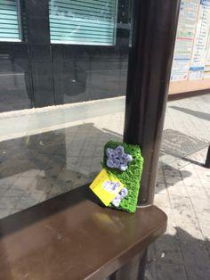 Su liberadora pudo ver como llegando el bus, un lector se lo llevó. ¡Buen viaje amigo! ¡Y ojala disfruten con tu lectura!