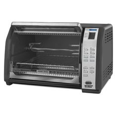 Black And Decker Toaster Oven White Picture HD