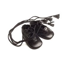 Ghillie brogues - baby shoes - handmade - kilt shoes of scotland - black shoe…  with <3 from JDzigner! www.jdzigner.com