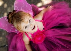 I'm going to treat my daughter like the fairie princess she is...