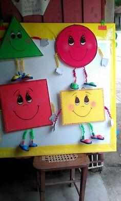 Love these amazing DIYs! Classroom Display Boards, Classroom Displays, Preschool Classroom Decor, Preschool Crafts, Class Decoration, School Decorations, Educational Activities For Kids, Kindergarten Activities, Diy Arts And Crafts