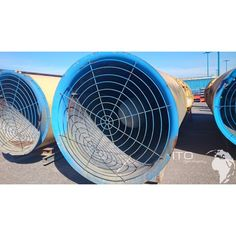 Tunneling Constractions fans for sale . #Used #Mining #Equipment #unreserved #forsale #Baumaschine #Tunnelbaumaschinen #Baustelle #Bergen #Baumaschine #Bergbau #Mineria #Miner #Mining #Peru #coal #gold @itogermany http://www.ito-germany.de/kaufen/baumaschinen