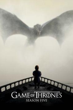 Game of Thrones (2015) Season 5, 10 Episodes | Adventure, Drama, Fantasy | HBO, Hulu | ゲーム・オブ・スローンズ シーズン5 全10話