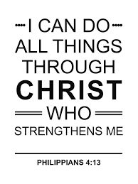 philippians 4:13 Give Me Strength, Inner Strength, New American Standard Bible, I Can Do Anything, Philippians 4 13, Bible Verse Art, New Heart, I Am Strong