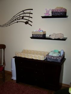 Classic Music Themed Nursery - Nursery Designs - Decorating Ideas ...