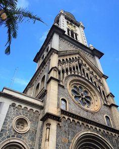 Igreja Nossa Senhora da Consolação by @bfaulin #saopaulocity #igrejaspelomundo